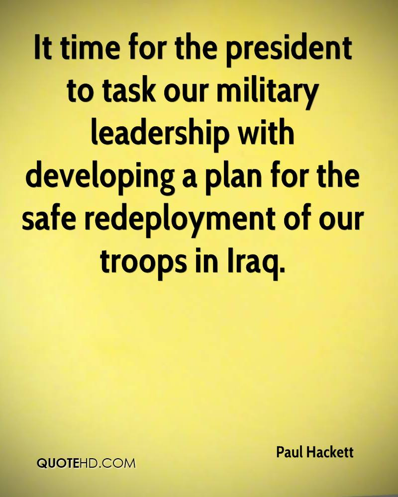 Military Leadership Quotes Wallpapers 9