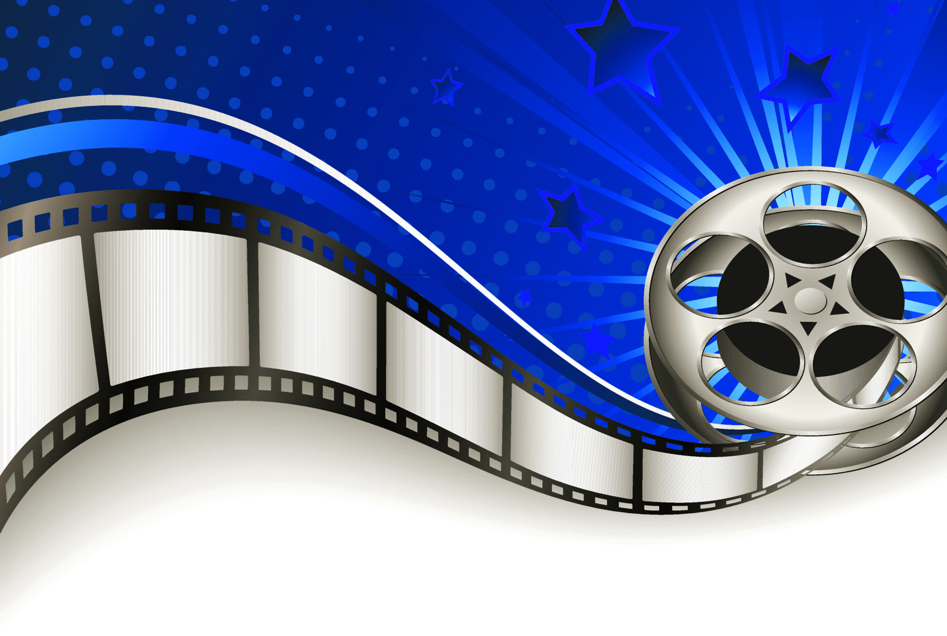 movie reel wallpaper border - photo #33