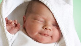 New Born Baby Smile 7 262×148