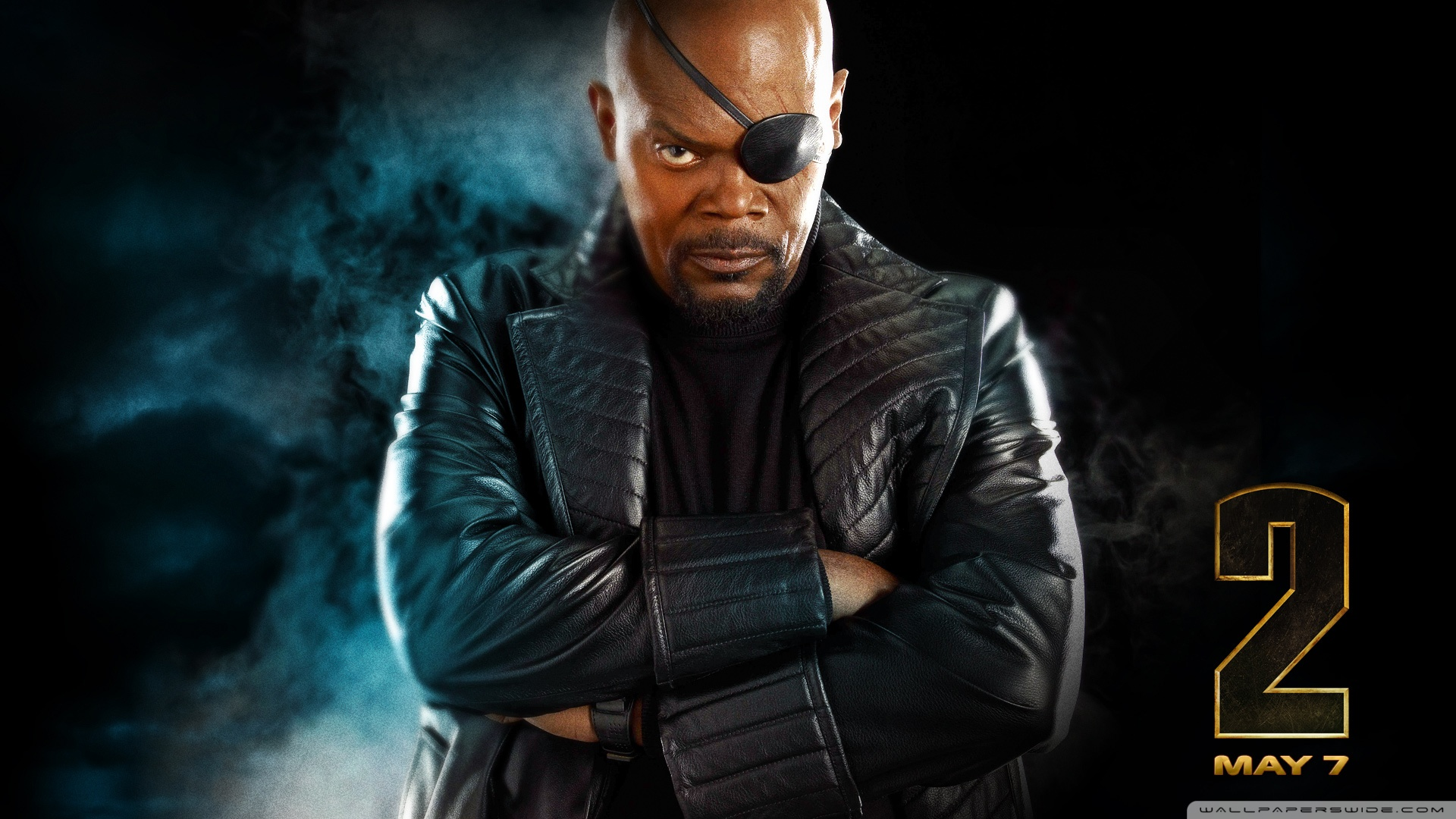 Nick Fury Wallpapers 4