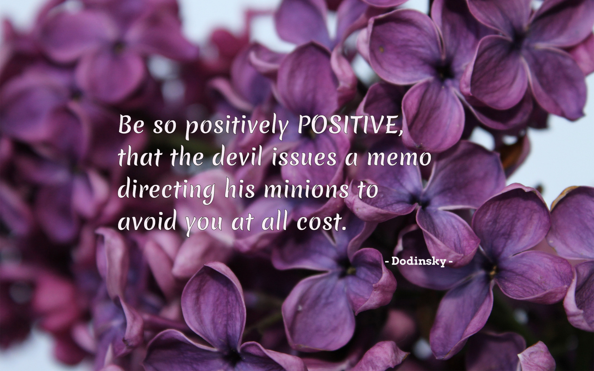think positive quotes photos wallpaper