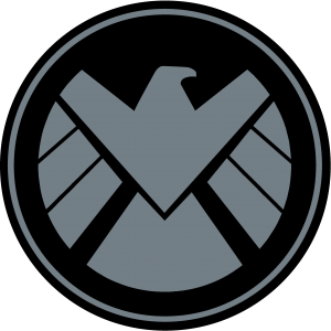shield marvel logo car interior design