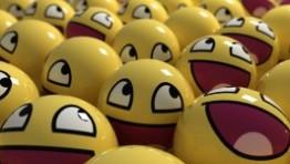 Smiley Face 3d 4 300×150
