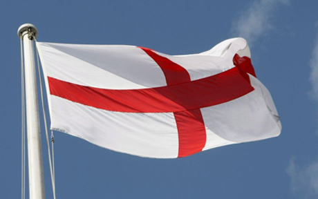 St George Flag 6