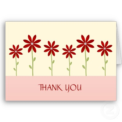 Thank You Cards 7