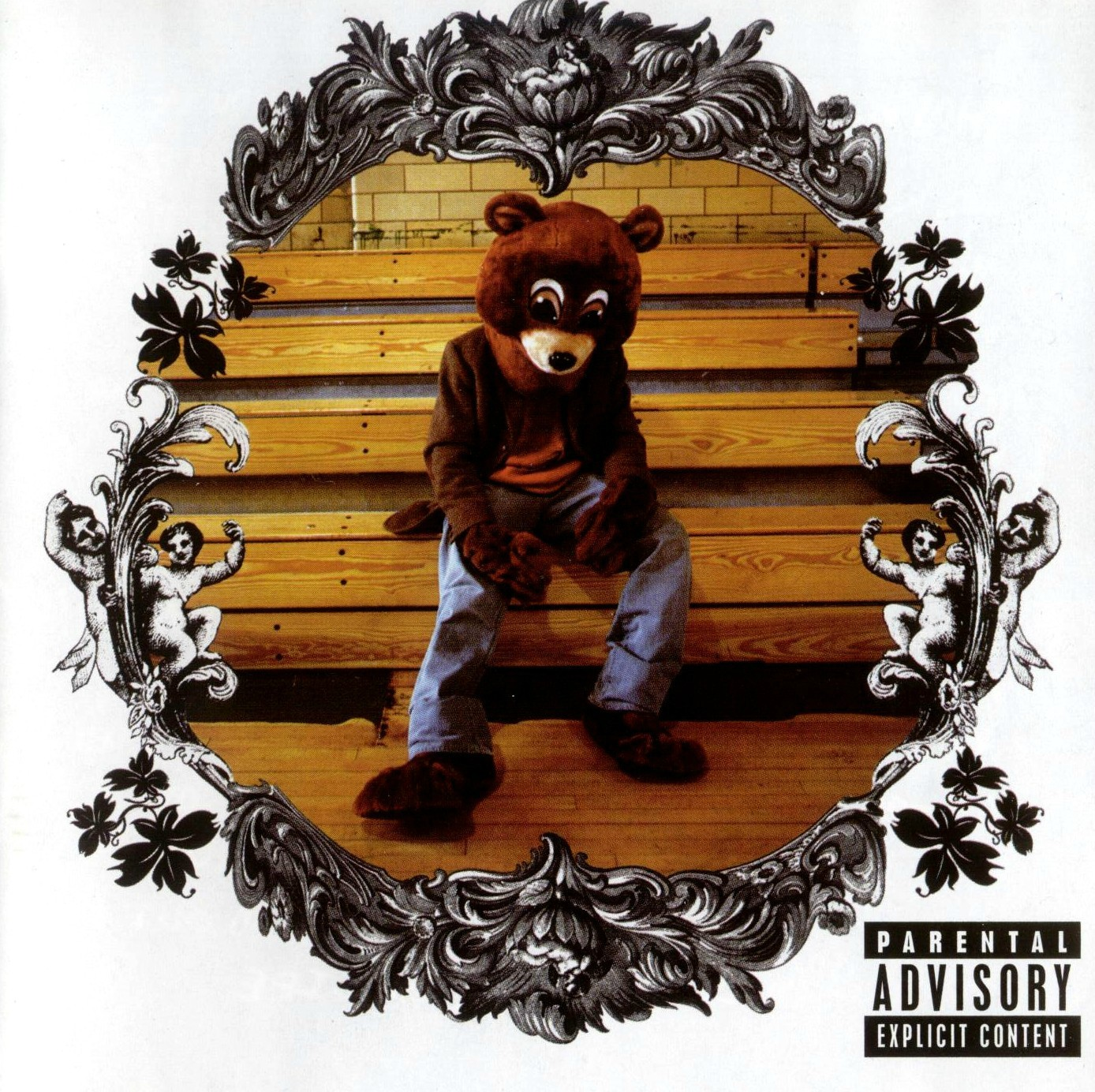 The College Dropout Wallpaper 20