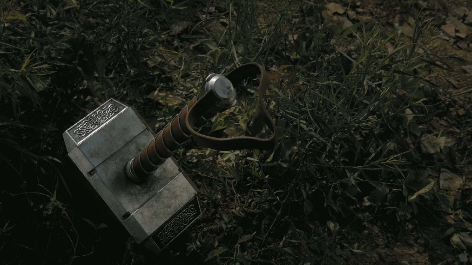 Thor Wallpaper Avengers Hammer 1