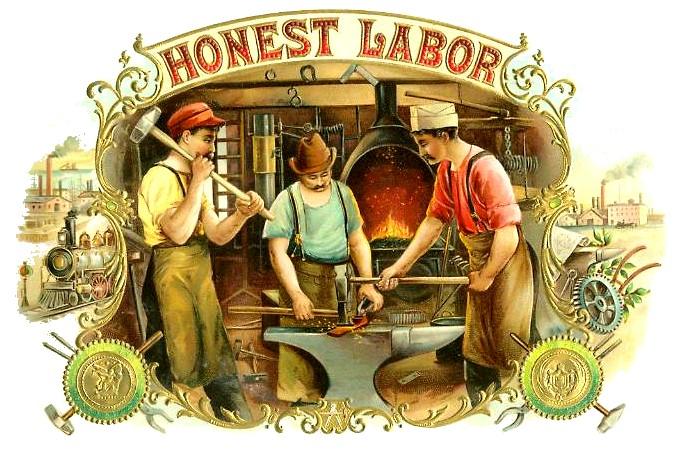 Vintage Labor Day Images 1