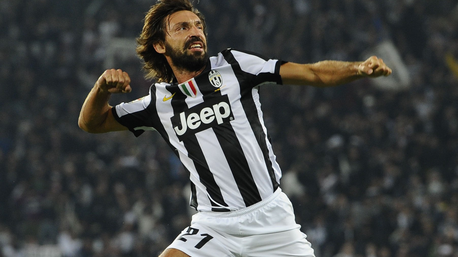 Andrea Pirlo Celebration 3