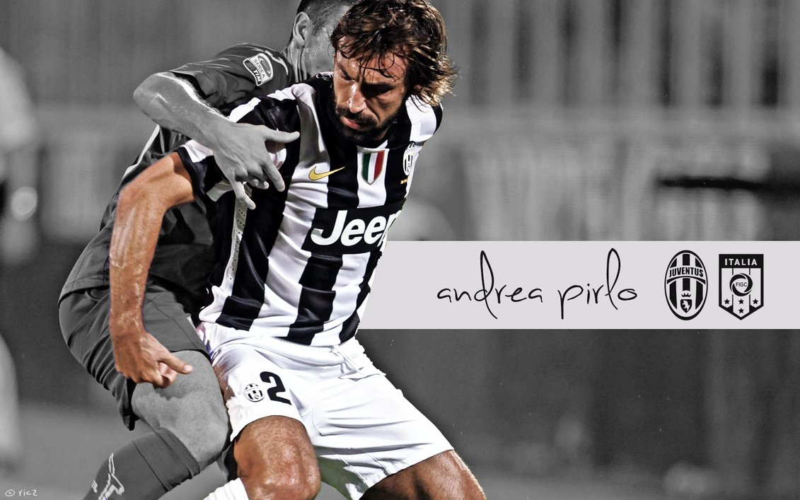 Andrea Pirlo Wallpaper 5