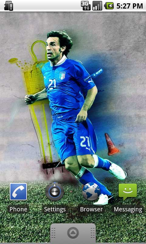 Andrea Pirlo Wallpaper IPhone 12