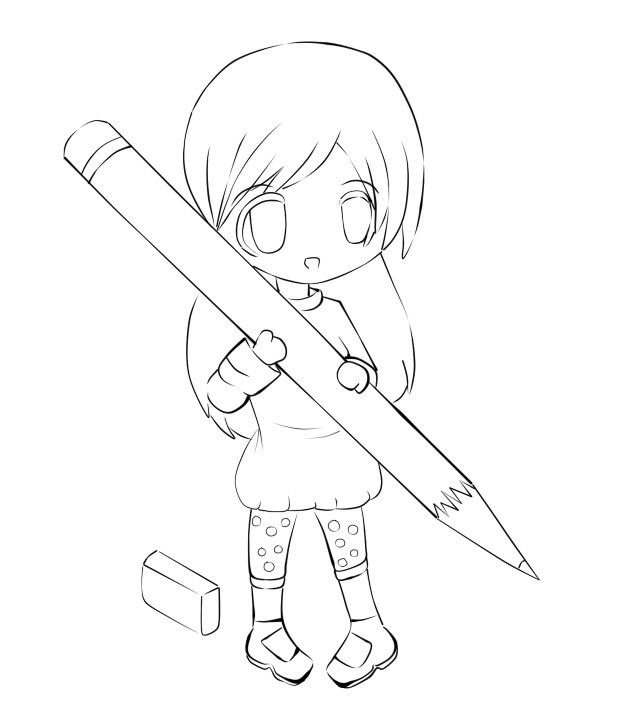 Chibi Anime Drawings Related Keywords & Suggestions ...