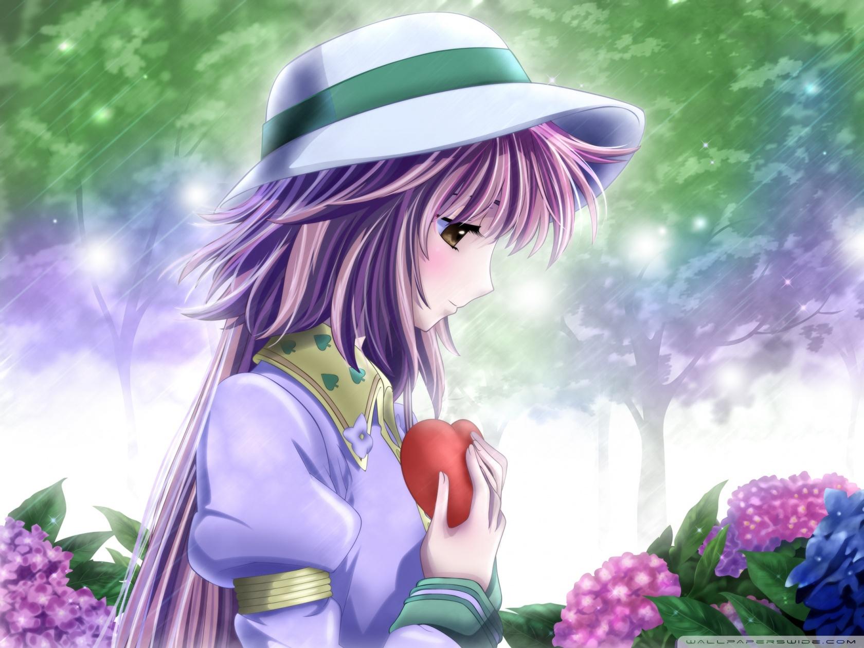 Anime Love Wallpaper Desktop 6