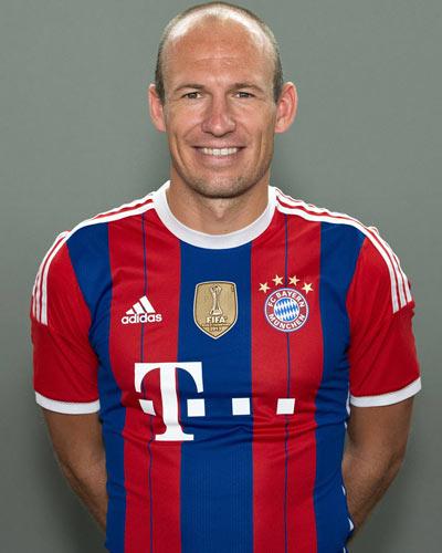 Arjen Robben 20