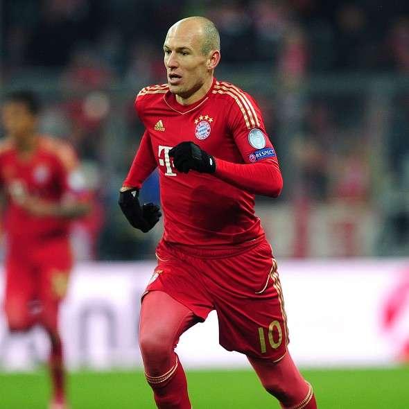 Arjen Robben In Action 1