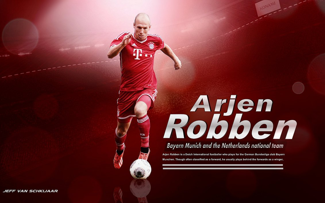 Arjen Robben Wallpaper 10