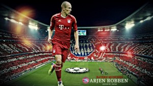 Arjen Robben Wallpaper 16 300×169