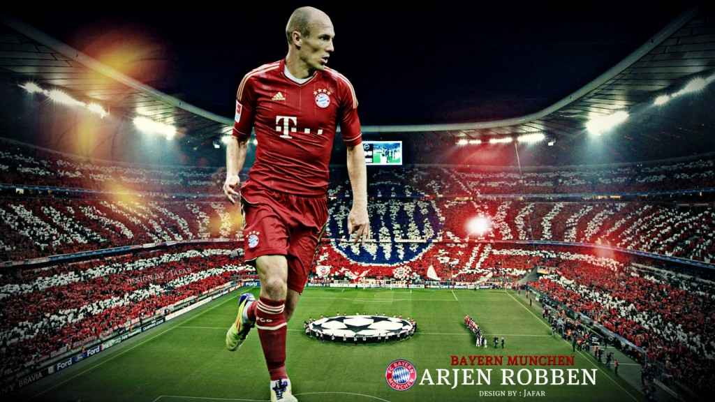 Arjen Robben Wallpaper 16