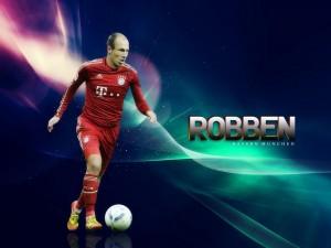 Arjen Robben Wallpaper 2014 10 300×225