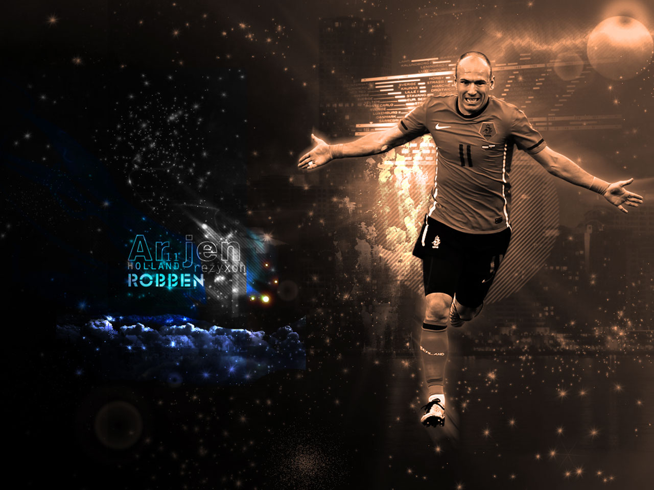 Arjen Robben Wallpaper 26