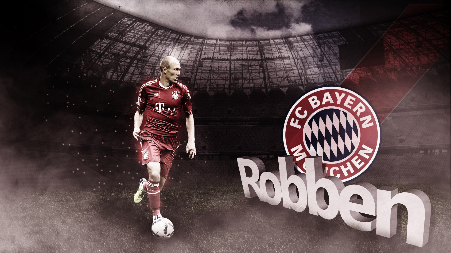 Arjen Robben Wallpaper HD 4