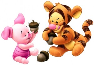 Baby Winnie The Pooh And Tigger And Piglet 2 300×208