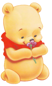 Baby Winnie The Pooh With Honey 4 181×300