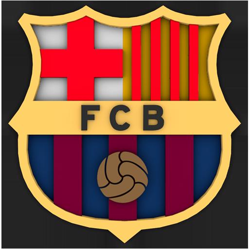 Barcelona escudo 512x512 imagui - Render barcelona ...