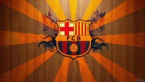 Barcelona Logo Wallpaper 5 300×169