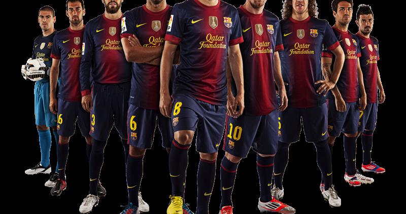 Barcelona Soccer Logo 2013 1
