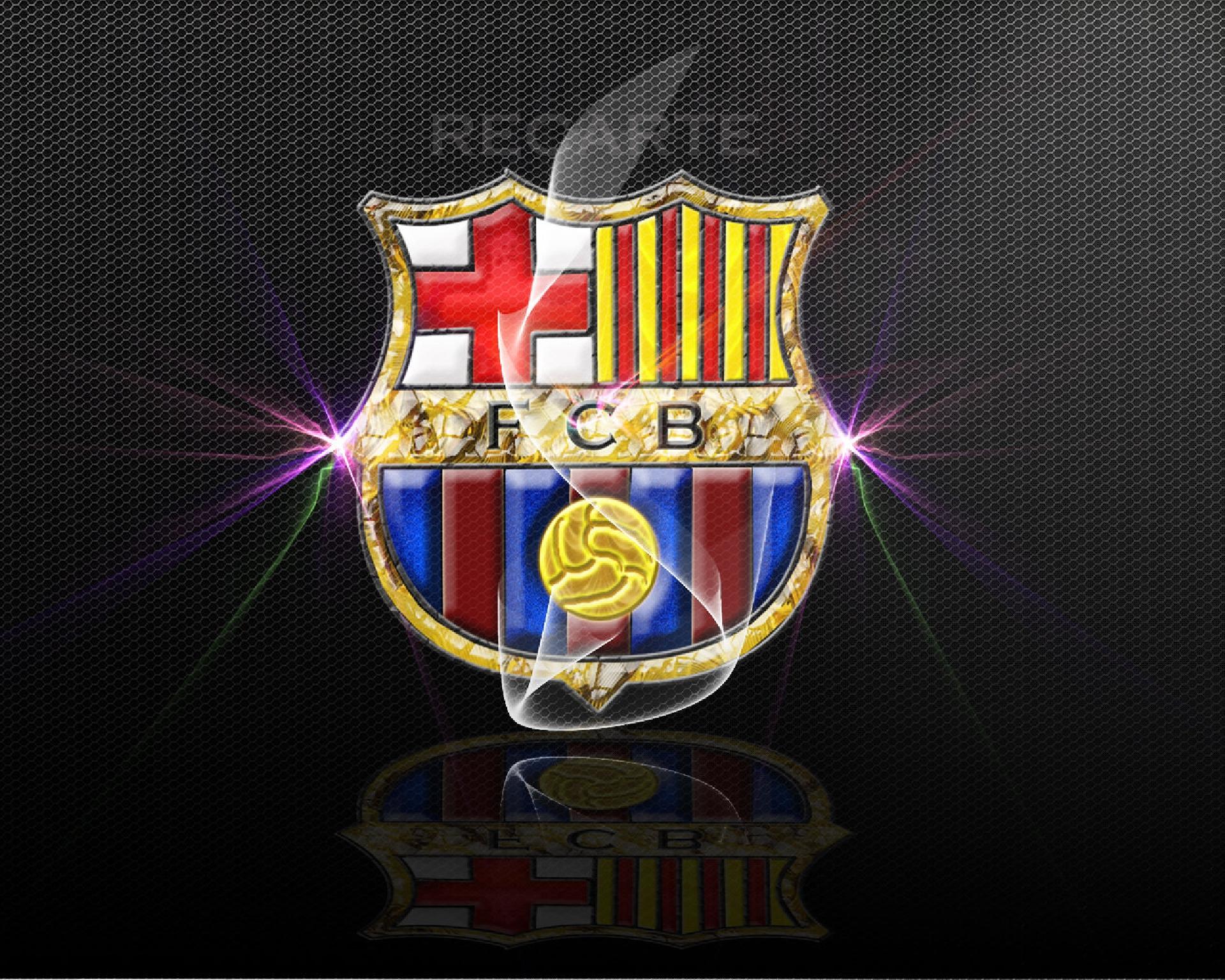 Barcelona Soccer Logo Wallpaper 7