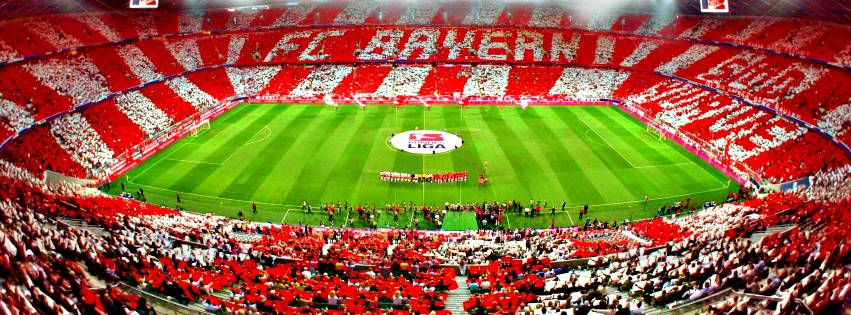 Bayern Munich Allianz Arena Wallpaper 11