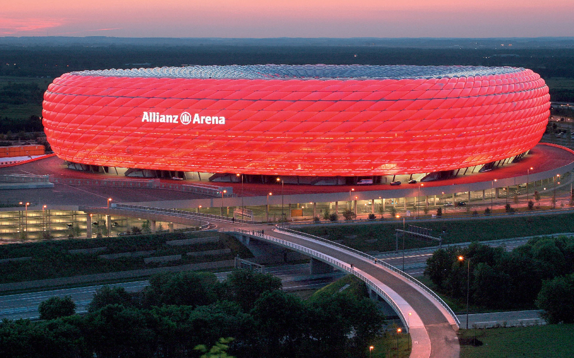 Bayern Munich Allianz Arena Wallpaper 17