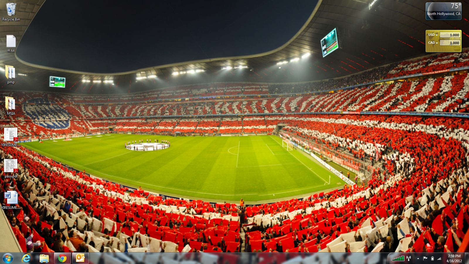 Bayern Munich Allianz Arena Wallpaper 2
