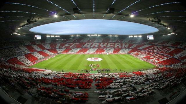Bayern Munich Allianz Arena Wallpaper 34