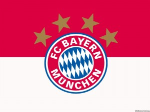 Bayern Munich Logo With Stars 4 300×225