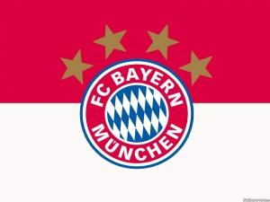 Bayern Munich Logo With Stars 4 300×225