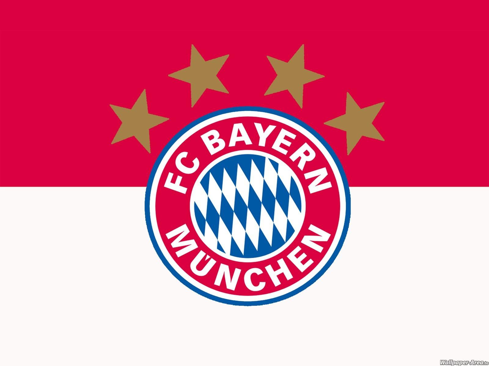 Bayern Munich 4 Stars Bayern Munich Logo With Stars