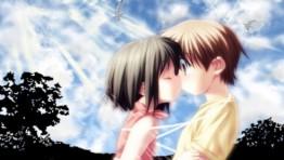 Beautiful Anime Love 1