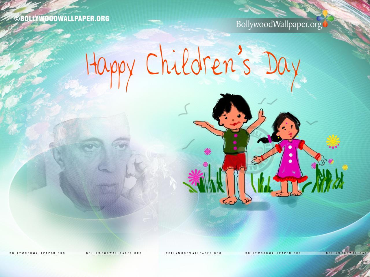 Childrens Day Wallpaper 6