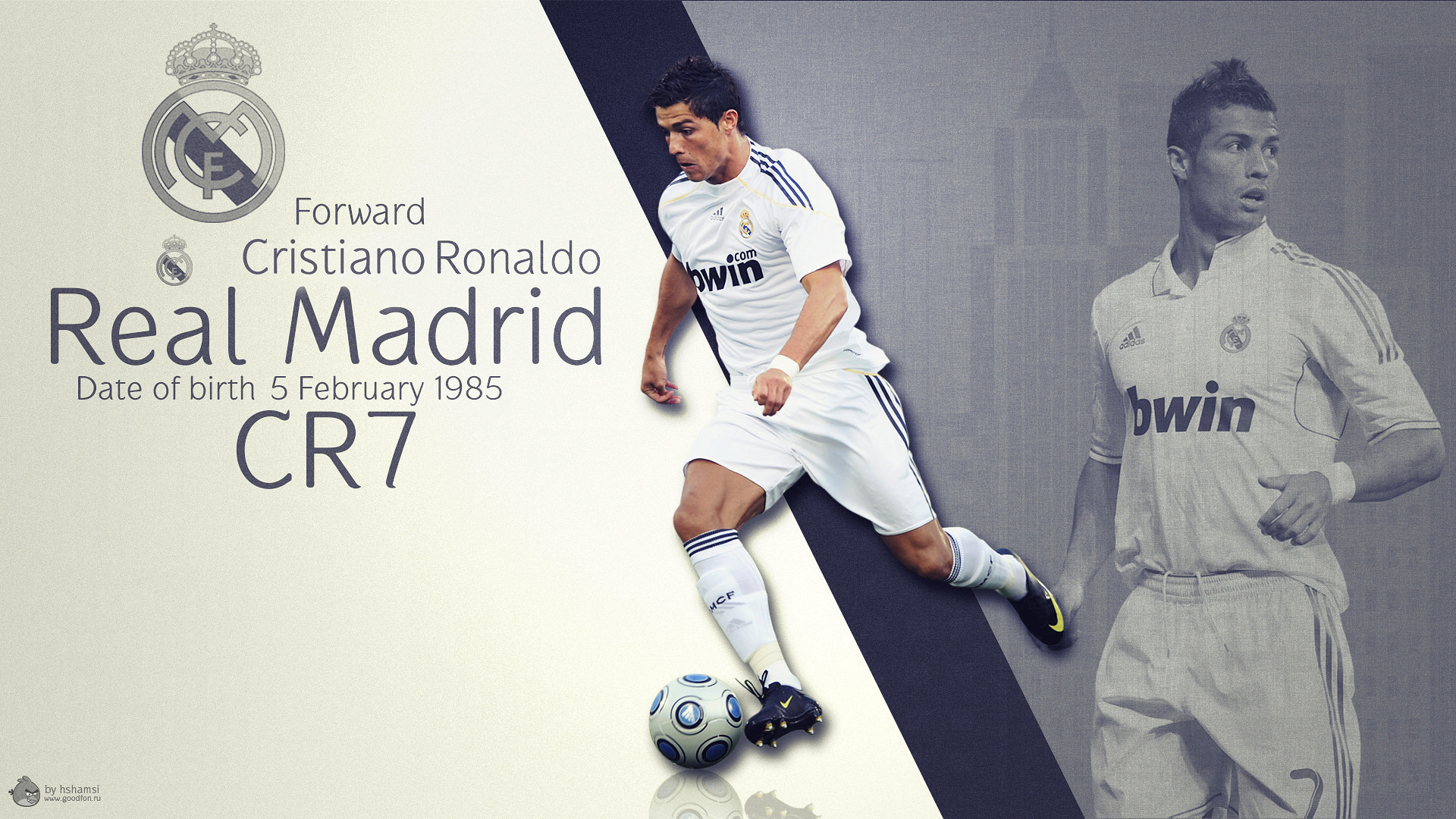 Cristiano Ronaldo Real Madrid 2015 Wallpaper 8
