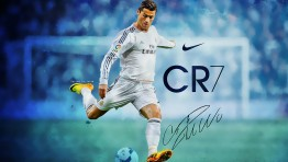Cristiano Ronaldo Real Madrid Wallpaper 2