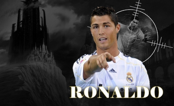 Cristiano Ronaldo Real Madrid Wallpaper 2010 5 280×170@2x