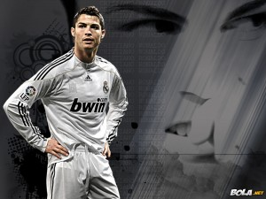 Cristiano Ronaldo Real Madrid Wallpaper 2010 6 300×225