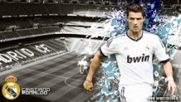 Cristiano Ronaldo Real Madrid Wallpaper 2013 8 300×169