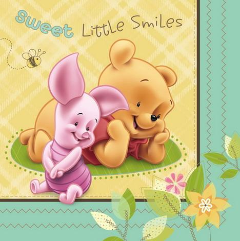 Cute Baby Winnie The Pooh Wallpaper 2