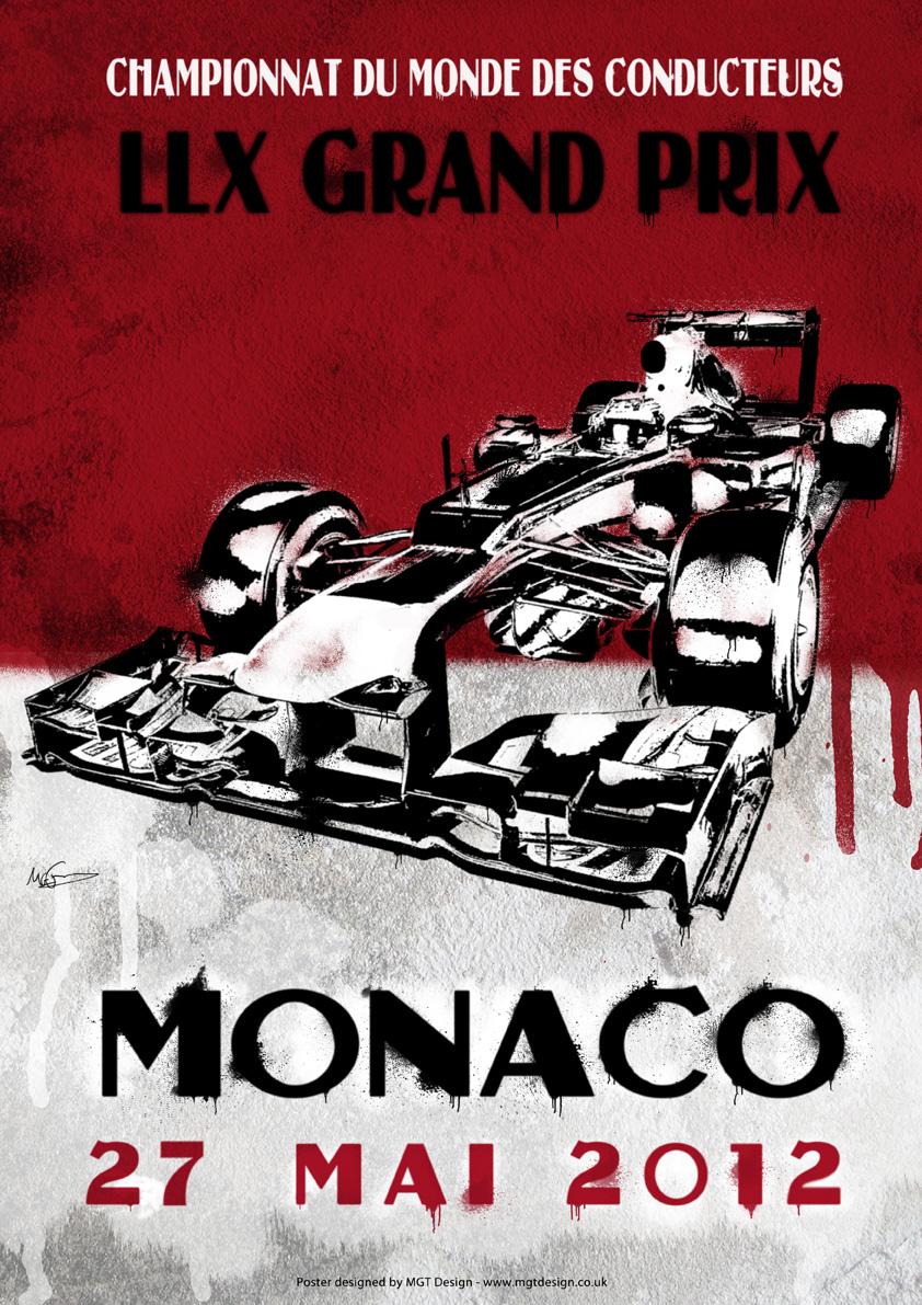 F1 Grand Prix Poster 20
