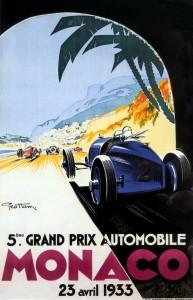 F1 Grand Prix Poster 34 193×300