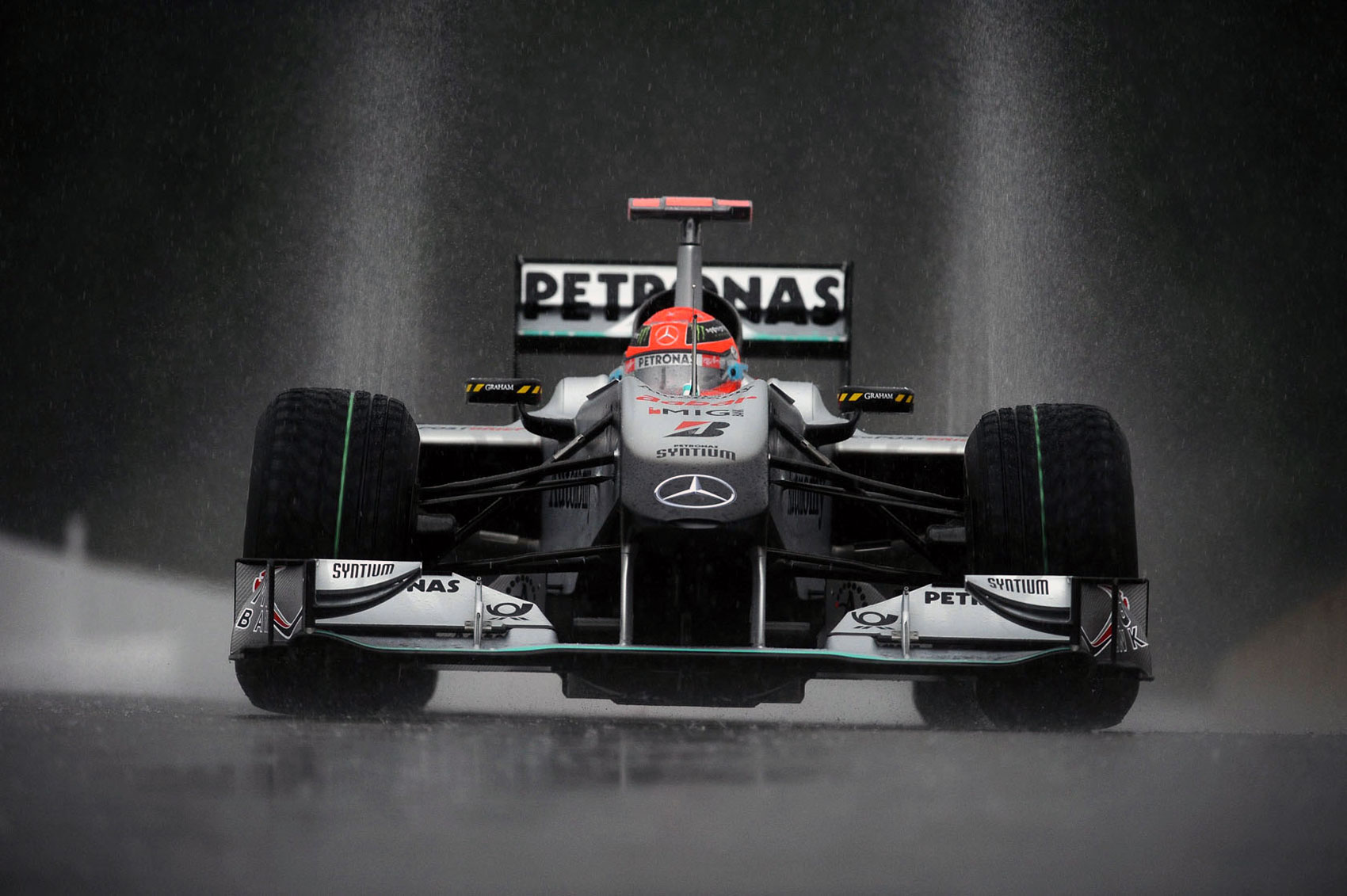 F1 Grand Prix Wallpaper 14