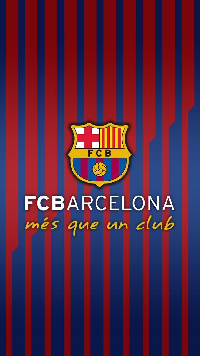 pics photos pics fondos iphone 4 fc barcelona wallpaper